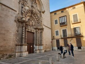 Iglesia en Palma de Mallorca