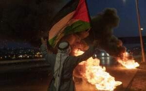 Protestas palestinas