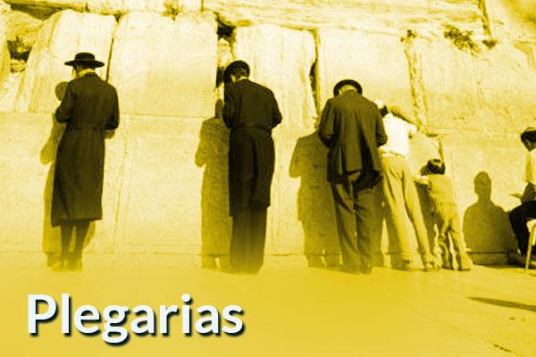plegarias judías
